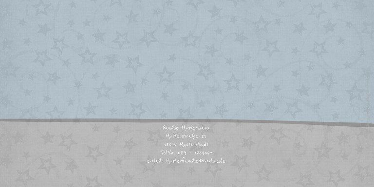 Ansicht 2 - Grußkarte Trio