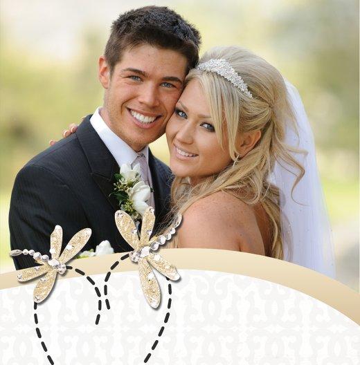 Ansicht 5 - Hochzeit Dankeskarte Unzertrennlich