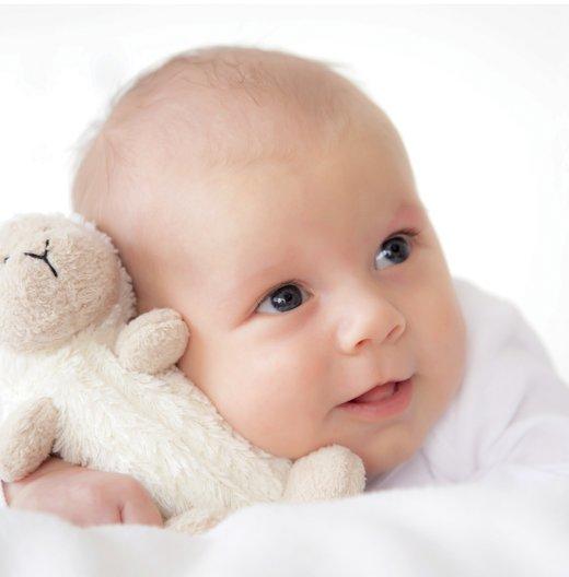 Ansicht 4 - Baby Dankeskarte Teddy-Star