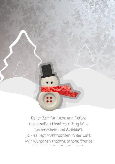 Ansicht 4 - Einladung Knopfmännchen