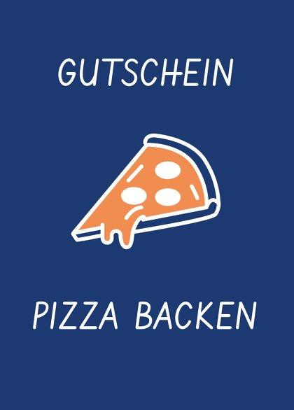 Ansicht 2 - Gutschein zum Geburtstag Pizza backen