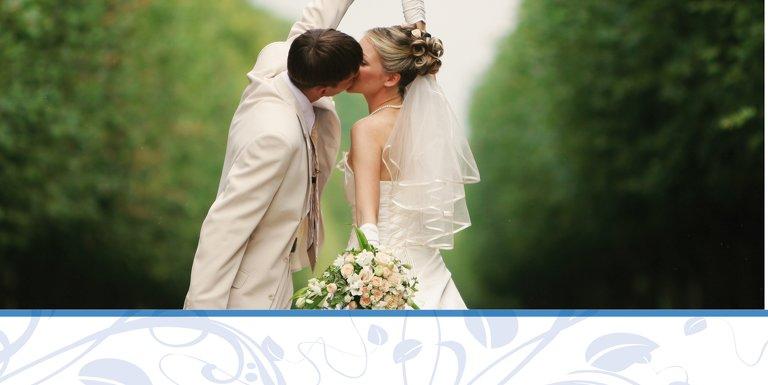 Ansicht 4 - Hochzeit Dankeskarte Blättertraum