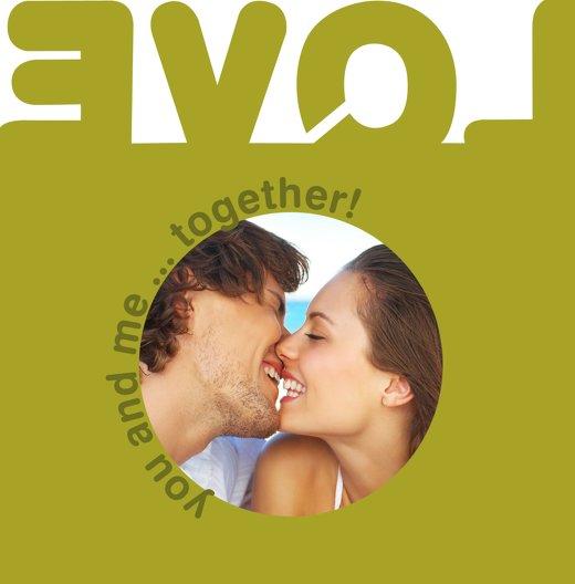 Ansicht 4 - Kontur Einladung Love2