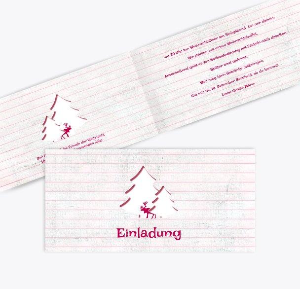 Einladung Elchenwald