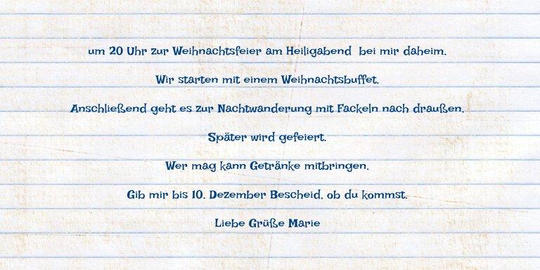 Ansicht 5 - Einladung Elchenwald