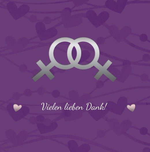 Ansicht 3 - Danke Im Zeichen der Liebe - Frauen