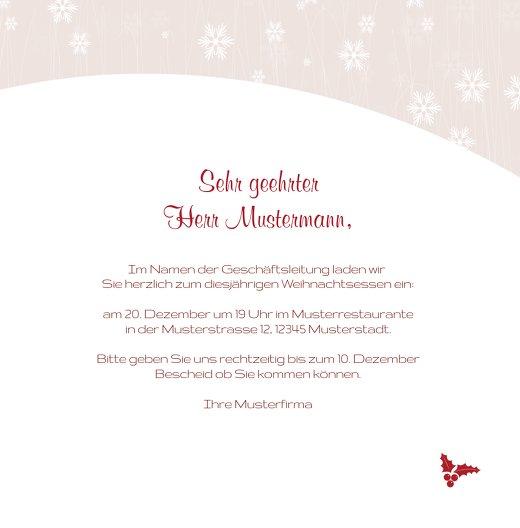 Ansicht 5 - Einladung Weihnachtsmann