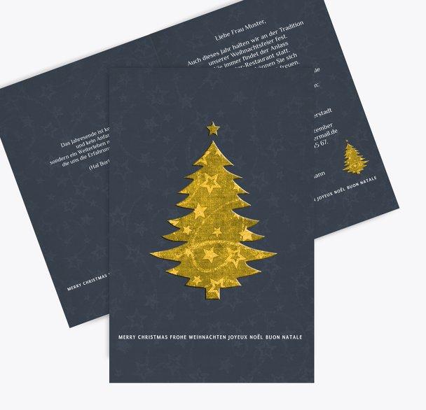 Einladung Baum