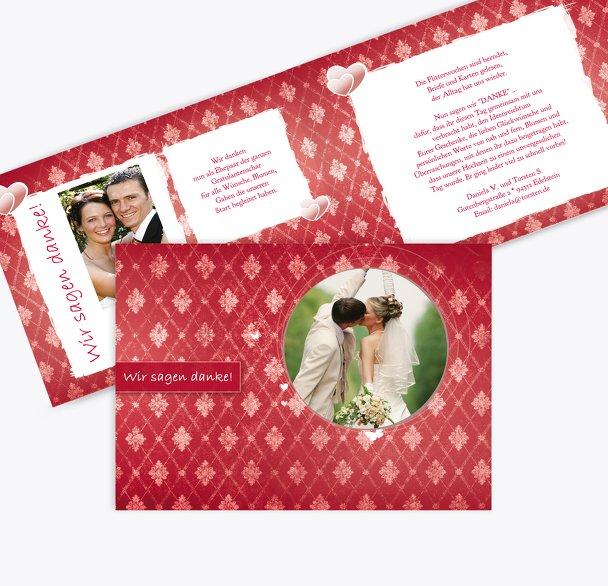 Hochzeit Danke 3 Liebesbündnis