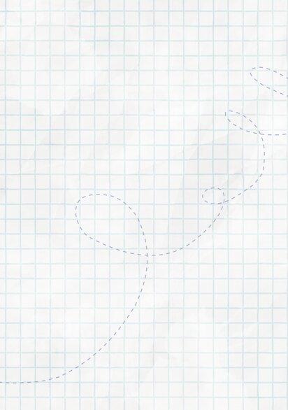 Ansicht 4 - Glückwunschkarte Einschulung Zickzacklinien Junge/Mädel