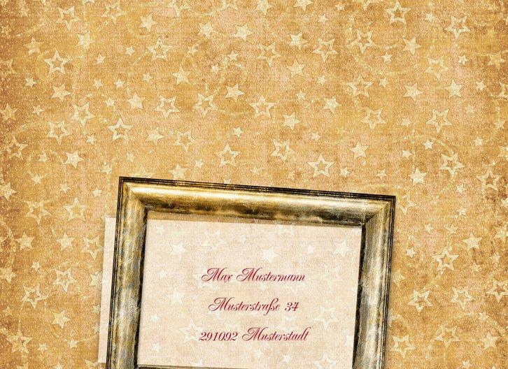 Ansicht 2 - Einladung Goldenes Geschenk
