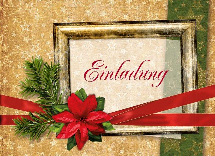 Ansicht 3 - Einladung Goldenes Geschenk