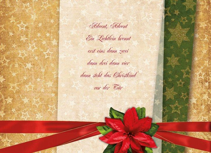 Ansicht 4 - Einladung Goldenes Geschenk