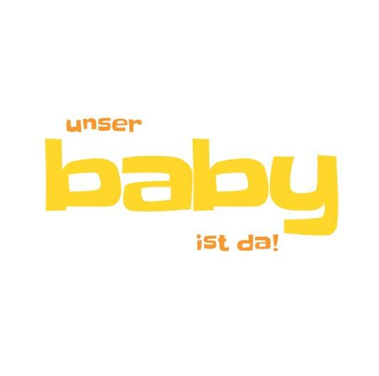 Ansicht 2 - Babykarte Baby
