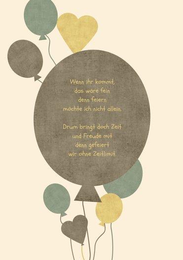 Ansicht 4 - Einladung Airballoons