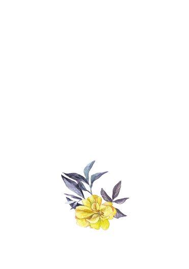 Ansicht 2 - Muttertagskarte Blumenwiese