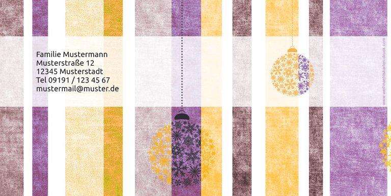 Ansicht 2 - Einladung Schmuck
