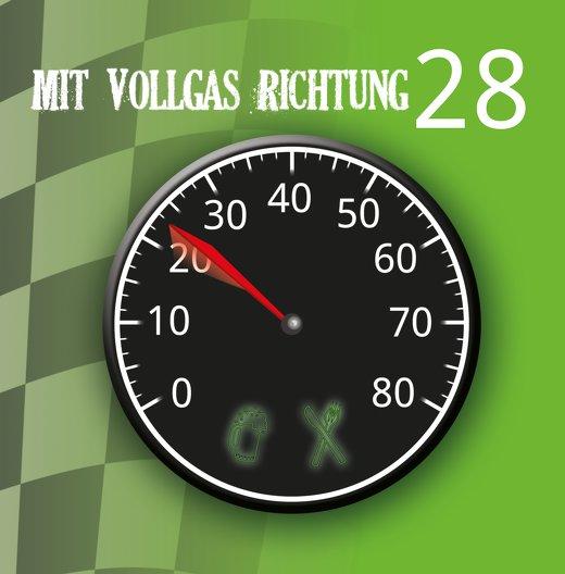 Ansicht 3 - Geburtstagseinladung Vollgas