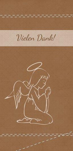 Ansicht 3 - Danksagung Engel