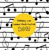 Ansicht 7 - Einladung Sommerfest Musiknoten