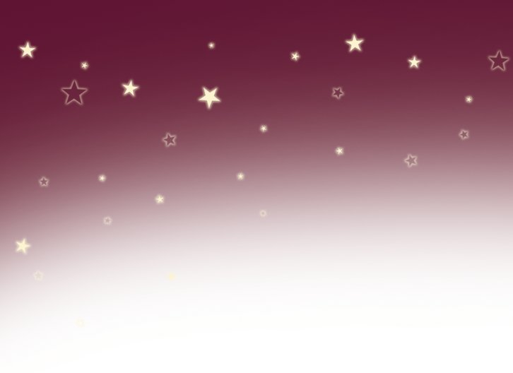 Ansicht 2 - Einladung klassischer Sternenhimmel