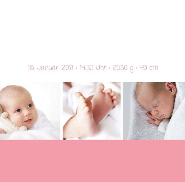 Ansicht 5 - Babykarte 3Bilder