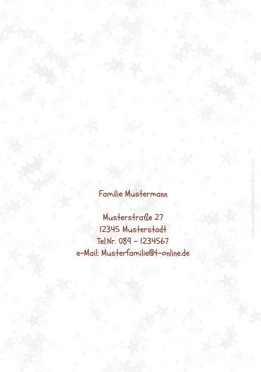 Ansicht 2 - Foto Einladung Schriftkugel