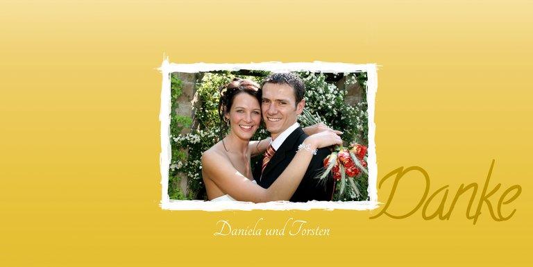 Ansicht 4 - Hochzeit Danke Din Ringetausch