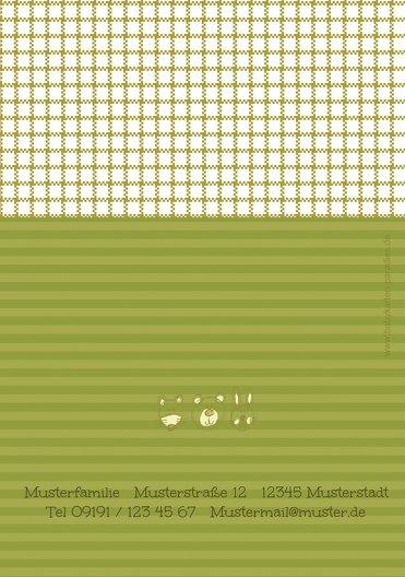 Ansicht 2 - Geburtskarte Grid