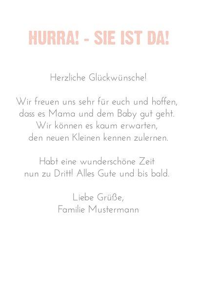 Ansicht 5 - Glückwünschkarten zur Geburt Stolz