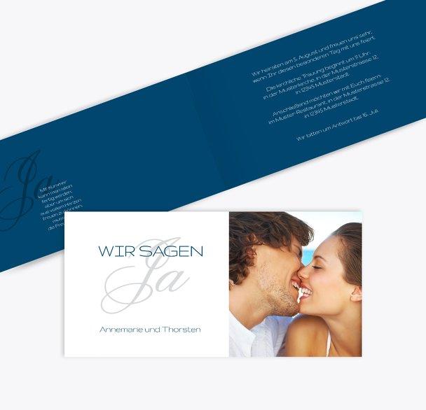 Hochzeit Einladung Sagja