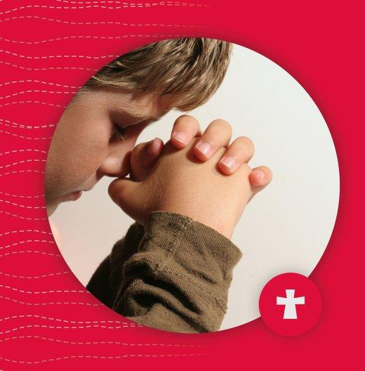 Ansicht 4 - Konfirmation Danke Wellen Kreuz