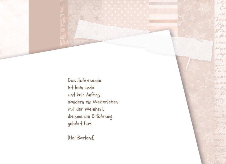 Ansicht 4 - Einladung Geschenkpapier