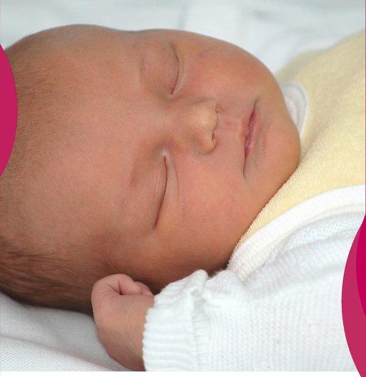 Ansicht 6 - Baby Dankeskarte Kreise