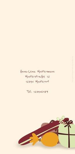 Ansicht 2 - Einladungskarte giftmountain