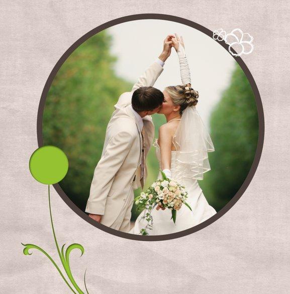 Ansicht 4 - Hochzeit Dankeskarte Fantasyflower