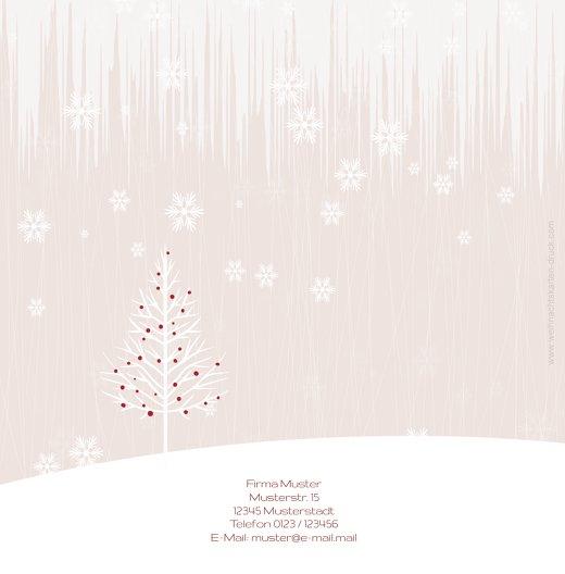 Ansicht 2 - Grußkarte Weihnachtsmann