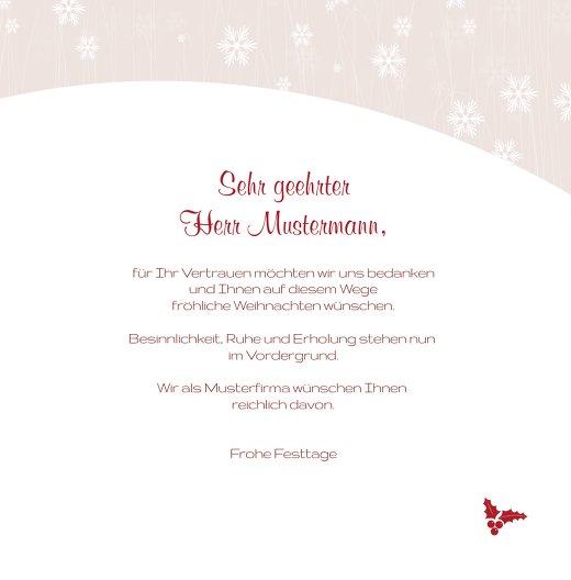 Ansicht 5 - Grußkarte Weihnachtsmann
