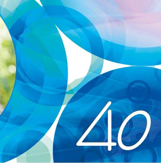 Ansicht 7 - Einladungskarte colorful circles 40 Foto