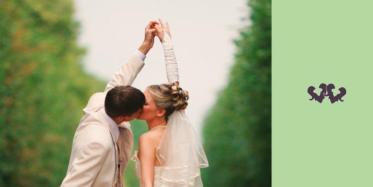 Ansicht 4 - Hochzeit Danke Ornament mit Herz