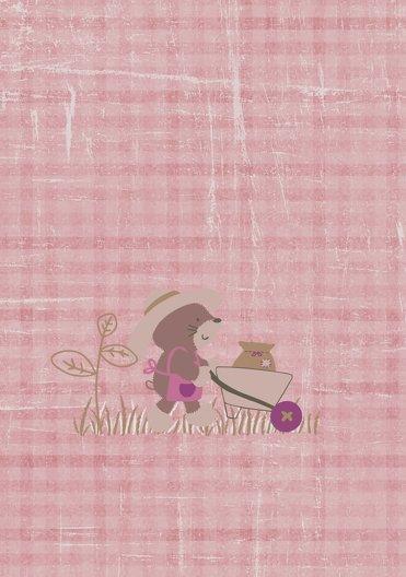 Ansicht 5 - Baby Dankeskarte Paper