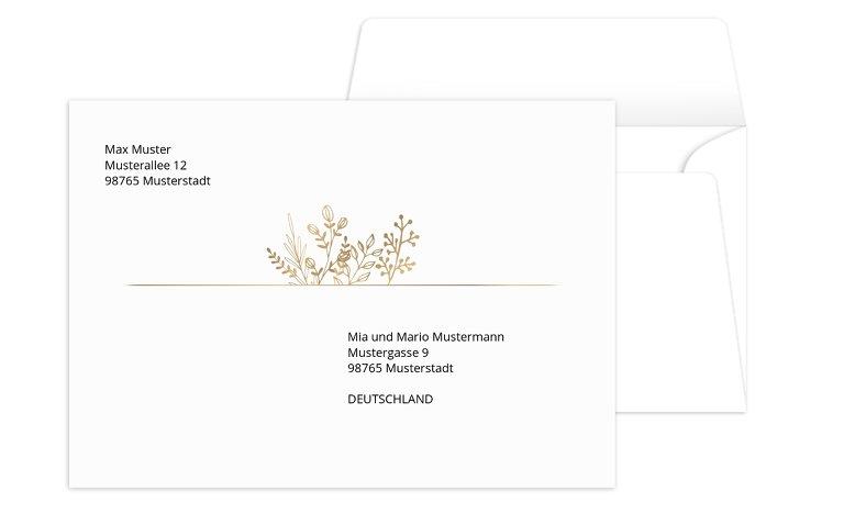 Umschlag Goldblüte