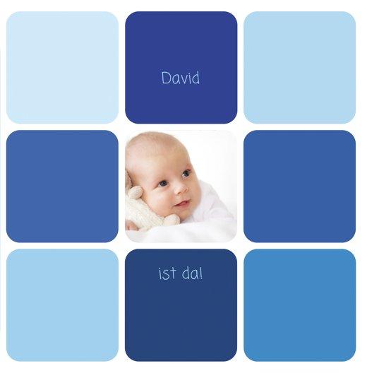 Ansicht 3 - Babykarte Kästchen