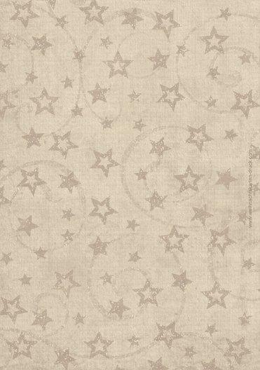 Ansicht 2 - Grußkarte Sternenschnur