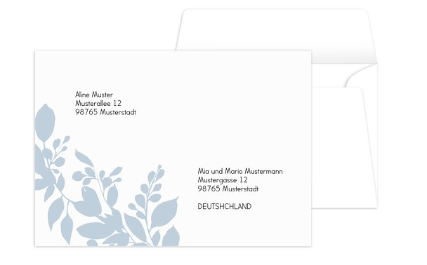 Umschlag Blauregen