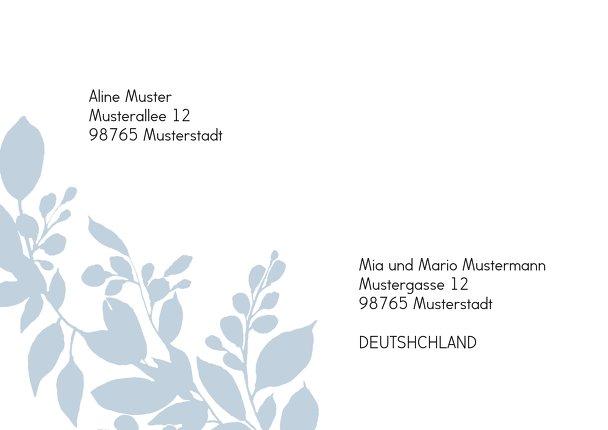 Ansicht 2 - Umschlag Blauregen