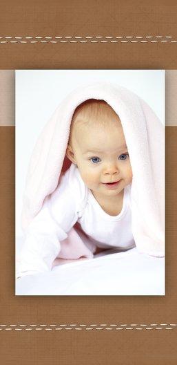 Ansicht 4 - Taufeinladung Engel