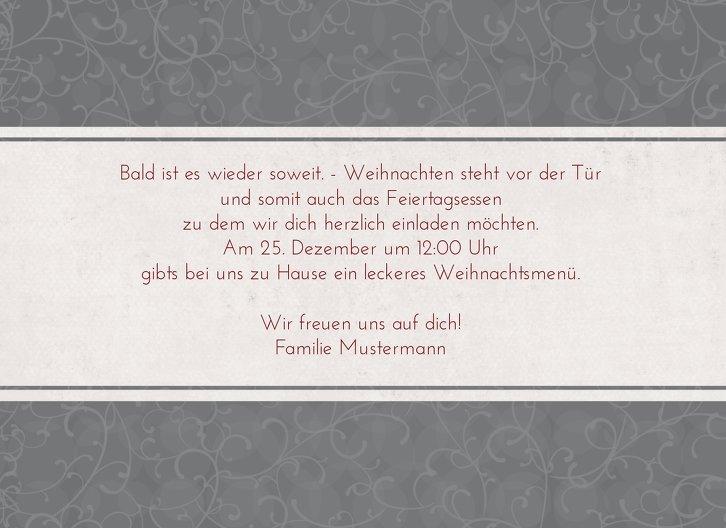 Ansicht 5 - Einladung classic Elch