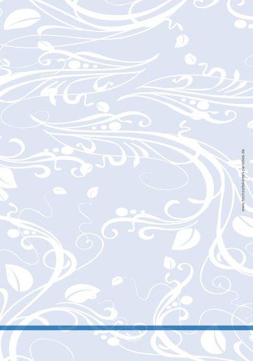 Ansicht 2 - Hochzeit Menükarte Blättertraum