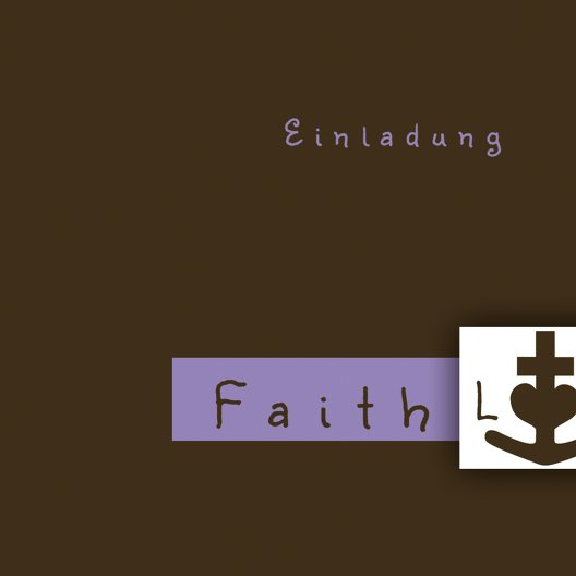 Ansicht 4 - Taufe faith love hope